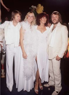 Abba Mania, Concert Festival, Photo Star, Photography Movies, 70s Aesthetic, Rock And Roll Bands, Anna, Popular Music, Kinds Of Music