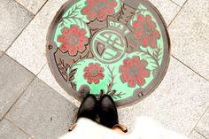 Tokyo 2013 - The Cherry Blossom Girl - 10 Art Nouveau, Cherry Blossom Girl, Hokusai, Japanese Artwork, Art Japonais, Japan Art, Woodblock Print, Tokyo, Prints