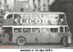 Madrid, Transportes Urbanos: Leyland en Madrid (6).