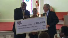 Edward Waters receives $2million gift from Jacksonville native