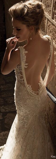 #galia lahav wedding dress spring 2015