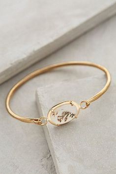 Storied Agate Bangle anthropologie.com #anthroregistry