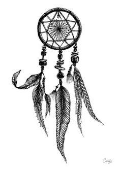 72 Mysterious Dream catcher Tattoos Design   Dreamcatcher ...