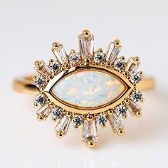 Opal Jewelry, Birthstone Jewelry, Beaded Jewelry, Fine Jewelry, Jewelry Box, Etsy Jewelry, Jewelry Gifts, Vintage Jewelry, Elizabeth Stone