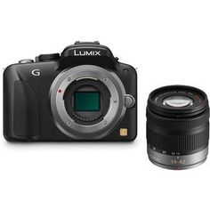Panasonic   Lumix DMC-G3 Mirrorless Micro Four Thirds Digital Camera with 14-42mm f/3.5-5.6 Lens Kit