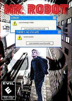 No escape #MrRobot