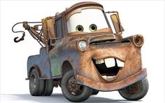 Cars- Mater