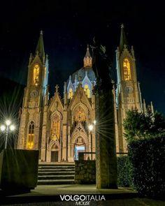 Molise: #Santuario di #Castelpetroso  Foto di @19fabio86  #c... (volgomolise) (link: http://ift.tt/2eeCY3q )