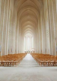Grundtvigs Church Copenhagen, Denmark