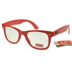 Red Ray Ban 2140 Wayfarer Sunglasses Discount Sale RWS04 $23.14