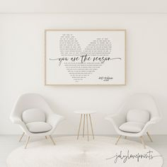Song Lyrics Wall Art, Anniversary Gift for Husband, 1 year anniversary gift, one year anniversary #julyloveprints anniversary gift ideas for boyfriend | anniversary gift for him | 1 year anniversary gift | gift for husband | first anniversary gift | wedding anniversary gift | gift ideas for him | gift ideas for her | one year anniversary | gift ideas for wife | anniversary gift for parents | gift for couples