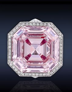 RosamariaGFrangini | Wedding Jewellery | MMCO | Jacob & Co Pink Diamond Ring