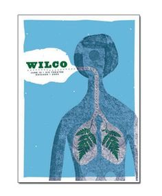Wilco show on Thursday (not pictured)