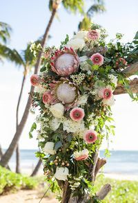 Driftwood wedding ar