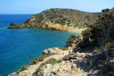 Pobřeží na Krétě