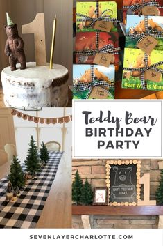 While planning our baby's first birthday party, I had a hard time picking a theme. I wanted it to work with the fall landscape, be kind of outdoors-y, but also sweet and applicable to a one year old boy. I texted my cousin, and she suggested the bear theme, and it stuck! The party turned …