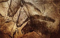 cave of forgotten dreams - cave drawings 32,000 yrs old.