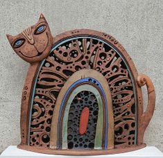 Ceramic Design, Ceramic Art, Ceramic Lantern, Raku Pottery, Pottery Classes, Switch Plate Covers, Pottery Designs, Gourd Art, Modern Ceramics