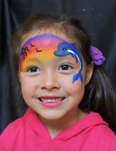 Featured Face Paint Designs - by KidCanvas.me in louisville kentucky