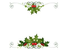 free christmas borders clipart of christmas borders for word christmas ideas christmas border and clipart image for your personal projects presentations or