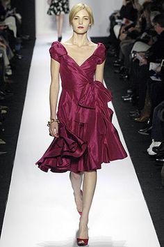 Diane von Furstenberg Fall 2007 Ready-to-Wear Fashion Show - Barbara Berger