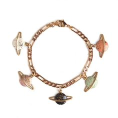 Little Saturn Bracelet
