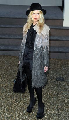 Rachel Zoe Photo - Burberry Prorsum Show Arrivals