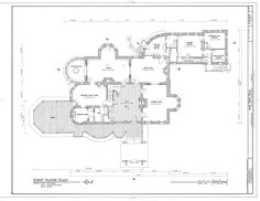 Historic italianate floor plans google search khane ye for Find floor plans by address