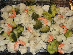 El rincón de Ginger: Coliflor y brocoli gratinados con bechamel rápida ...