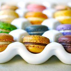 I love macarons!