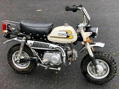 Motorcycle for Sale: 1974 Honda Monkey Trail Motorcycle, Mini Motorbike, Tracker Motorcycle, Mini Bike, Vintage Honda Motorcycles, Honda Bikes, Motorcycles For Sale, Monkeys For Sale, Honda Valkyrie