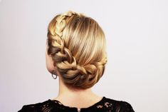 How to make Greek Hairstyle