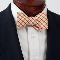 Johnson Bow Tie by The Cordial Churchman | The Cordial Churchman