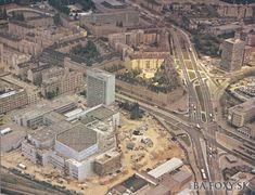 výstavba domu ROH, dnes zrejme nastane opak a dom ROH bude zbúraný Bratislava, Bude, Php, City Photo, Nostalgia