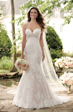 Stella york 6379 new spring 2017 wedding dress