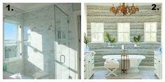 Remodelaholic | Amazing Master Bath Remodel