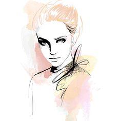 ❤️❤️❤️ #fashionillustration #illustration #fashion #draw #drawing #style #monicaruf