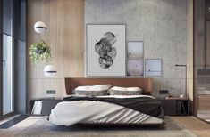 Modern Bedroom Design Inspiration The bedroom is the perfect place at home for relaxation and rejuvenation. While designing and styling your bedroom, Dream Master Bedroom, Master Bedroom Design, Home Bedroom, Bedroom Decor, Bedroom Ideas, Ikea Bedroom, Taupe Bedroom, Parisian Bedroom, Pastel Bedroom