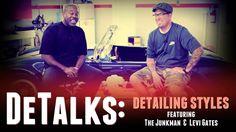 DeTalks: Auto Detailing Styles - Featuring Junkman & Levi Gates