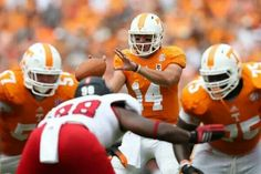 Tennessee Victory over Arkansas State ( 34 to19 ),  Picture 25 of 29, 9/6/14.