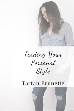 what is personal style and how can your finding your personal style - step by step guide