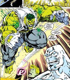 Dale Keown Hulk Comic Book Pages, Comic Book Artists, Comic Book Characters, Comic Book Heroes, Comic Character, Comic Books Art, Comic Art, Hulk Comic, Hulk Marvel