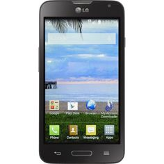 Straight Talk LG Ultimate 2 L41C Prepaid Smartphone buy at cheap offer price