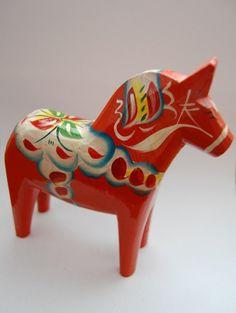 dalarna horse