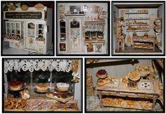Mini boulangerie