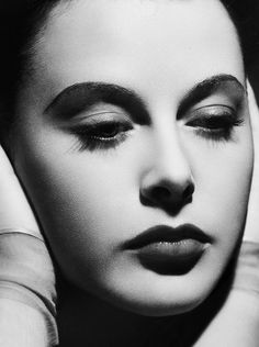 Hedy Lamarr photographed by Clarence Sinclair Bull, 1941