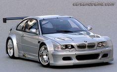 E46 2001 BMW M3 GTR