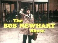 """On September 16, 1972, """"The Bob Newhart Show"""" premieres on CBS-TV. (Click the photo and slide the Green Fade Bar to see where Bob is in Chicago.)"""
