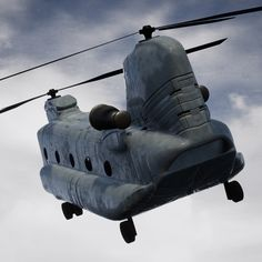 Chinook transport helicopter. - - - - - #unrealengine #cg #miltary #helicopter #vehicles #usarmy #marines #blender #artwork #3dmodel #3d #design #illustration #vr #videogames #ps4 #pcgaming #boeing #aircraft #photography #photographylife #photographyart #art #indie #indiegame #gamedev #murica #guns #pilot #xbox
