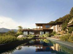 House in Corsica - Wood/stone/Concrete - Maison de rêve au coeur du maquis